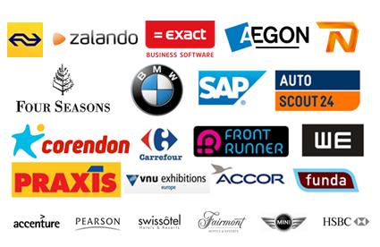 Logos klanten